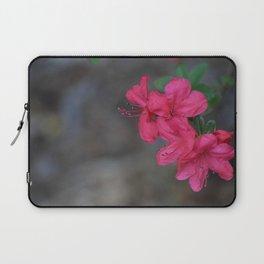 Pink Summer Flowers Laptop Sleeve
