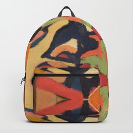 soul of a circus clown Backpack