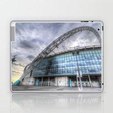 Wembley stadium London Laptop & iPad Skin