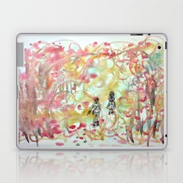 Hansel & Gretel in the Wood Laptop & iPad Skin