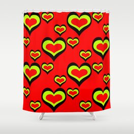 herzen Shower Curtain