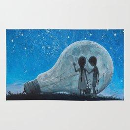 The Night We Broke The Moon Rug