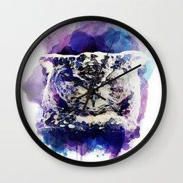 little cute owl Wall Clock