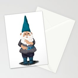 Hangin with my Gnomies - Peace Out Stationery Cards