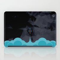 rocket iPad Cases featuring Rocket by Talip Memis