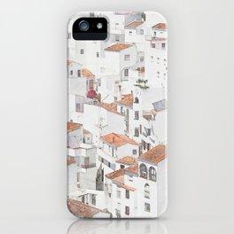 Mediterranean journey-Portugal iPhone Case