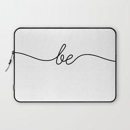 be still (1 of 2) Laptop Sleeve