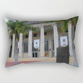 Sydney and Berne Davis Art Center II Rectangular Pillow
