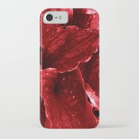 moulin rouge iPhone & iPod Cases featuring rouge by blackpool