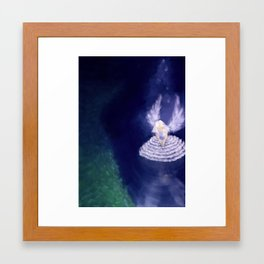 Cala Framed Art Print