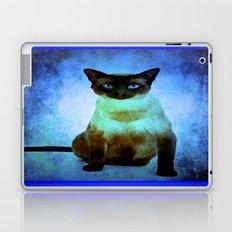 blue days  Laptop & iPad Skin