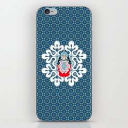 Little Matryoshka iPhone Skin