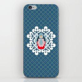 Little Matryoshka iPhone Skin