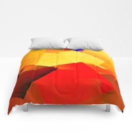 Heat over city ... Comforters