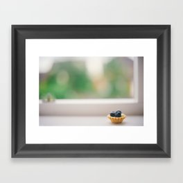 sweet treat... Framed Art Print