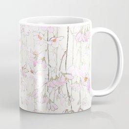 pink cherry blossom Coffee Mug