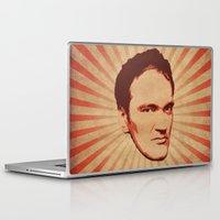 tarantino Laptop & iPad Skins featuring Tarantino by Durro