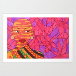 Chevie Art Print