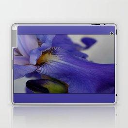 zebra iris 'tongue' Laptop & iPad Skin