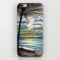 Kauai Sunrise iPhone & iPod Skin