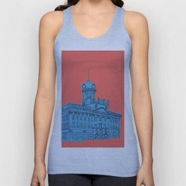 St. Lawrence Hall Unisex Tank Top