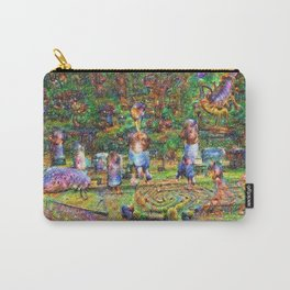 Cemetery Dream Carry-All Pouch
