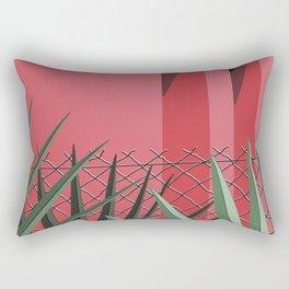 In Tropics Rectangular Pillow