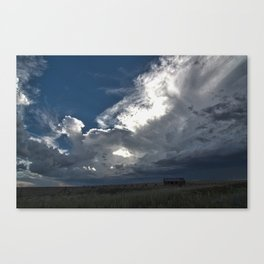 Home, Home on the Range Canvas Print