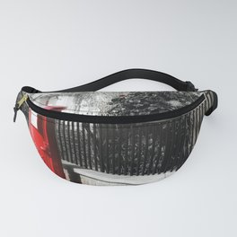 Waiting for the Postman Fanny Pack