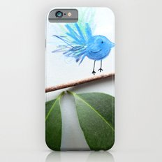 Blue Bird iPhone 6s Slim Case