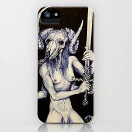 Your Inner Demons iPhone Case