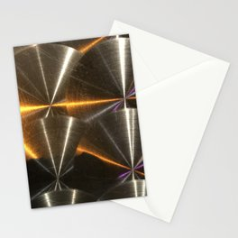 Moon Glow From Jupiter: Calistto's Reflection Stationery Cards