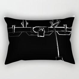 The Birkin Bag Rectangular Pillow