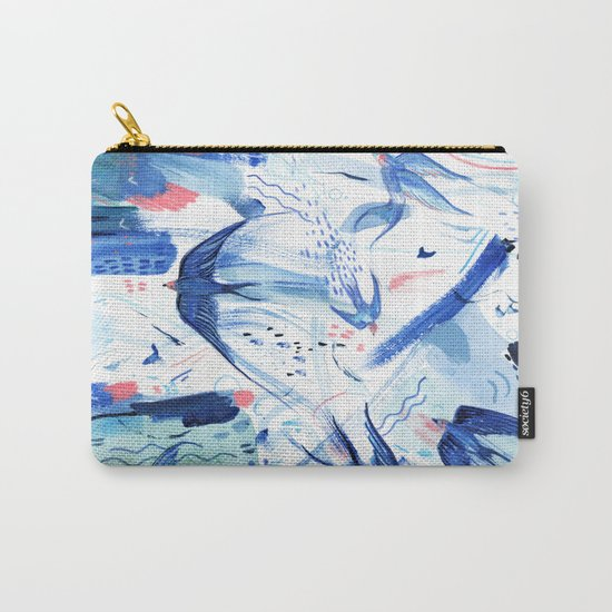 Pattern 28 Carry-All Pouch