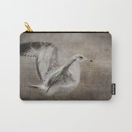 Dance of the Lone Gull Carry-All Pouch