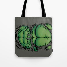 The Green Giant Tote Bag
