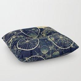 Tire - less Floor Pillow