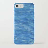 west coast iPhone & iPod Cases featuring West Coast by Hangin Fin