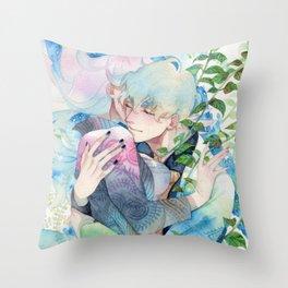 RAN Throw Pillow