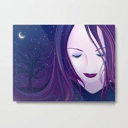 Nocturn Metal Print