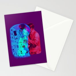 Difficult to Makeout Stationery Cards
