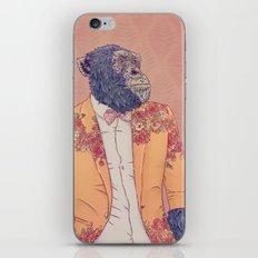 Alvin the Ape iPhone Skin