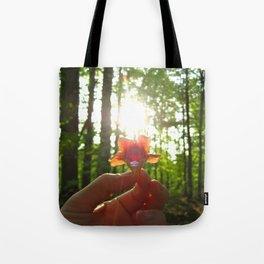 Nature Rays Tote Bag