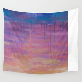 Miami Sunset Wall Tapestry
