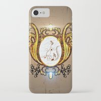 music notes iPhone & iPod Cases featuring Key notes  by nicky2342