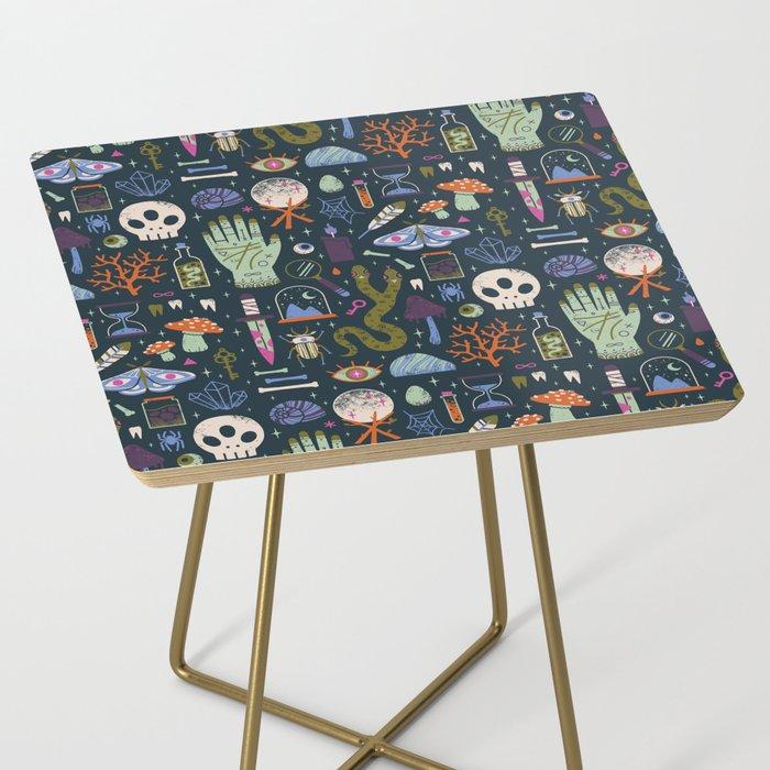 Curiosities Side Table
