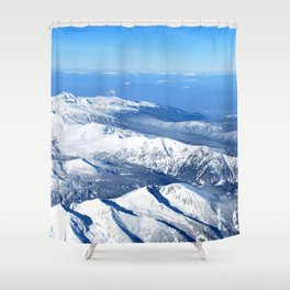 The way you make me feel Shower Curtain
