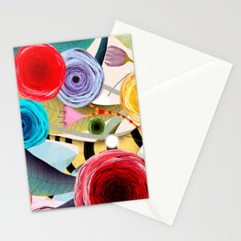 Nobody said it was easy Stationery Cards