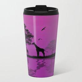 African Landscape Travel Mug