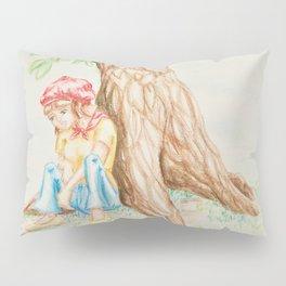 Julie Depressed Pillow Sham